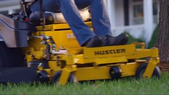 Hustler Turf Raptor Season Sales Event TV Spot, 'Time to Mow' - Thumbnail 5