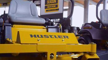 Hustler Turf Raptor Season Sales Event TV Spot, 'Time to Mow' - Thumbnail 7
