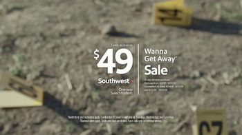 Southwest Airlines Wanna Get Away Sale TV Spot, 'Coming in Hot' - Thumbnail 10