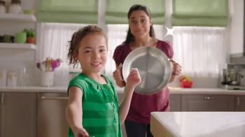 Cascade Platinum TV Spot, 'Lets Your Dishwasher Be the Dish Washer' - Thumbnail 10