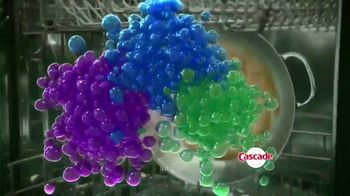 Cascade Platinum TV Spot, 'Lets Your Dishwasher Be the Dish Washer' - Thumbnail 7