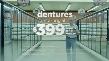 Aspen Dental TV Spot, 'Frozen Aisle' - Thumbnail 9