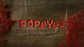 Popeyes $4 Wicked Good Deal TV Spot, 'Perfecto con una salsita' [Spanish] - Thumbnail 8