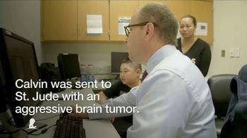 St. Jude Children's Research Hospital TV Spot, 'Calvin' - Thumbnail 2
