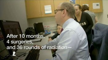 St. Jude Children's Research Hospital TV Spot, 'Calvin' - Thumbnail 3
