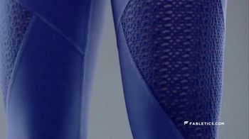 Fabletics.com Leggings TV Spot, 'Super Sculpting Fabric' - Thumbnail 7