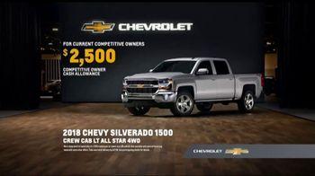2018 Chevrolet Silverado 1500 TV Spot, 'Auto Show Cash' [T2] - Thumbnail 8