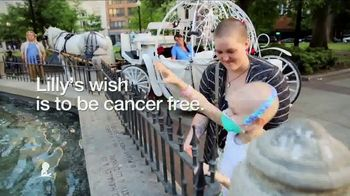 St. Jude Children's Research Hospital TV Spot, 'Lily's Wish' - Thumbnail 6