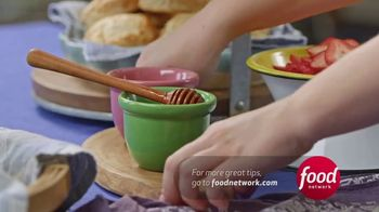 Chinet TV Spot, 'Food Network: Biscuit Bar' - Thumbnail 5