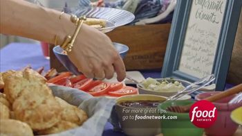 Chinet TV Spot, 'Food Network: Biscuit Bar' - Thumbnail 6
