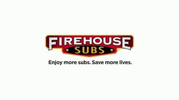 Firehouse Subs Pastrami Reuben TV Spot, 'One That Makes a Difference' - Thumbnail 9