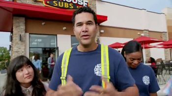 Firehouse Subs Pastrami Reuben TV Spot, 'One That Makes a Difference' - Thumbnail 6
