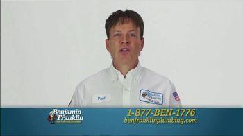 Benjamin Franklin Plumbing TV Spot, 'Punctual Plumber Paul'