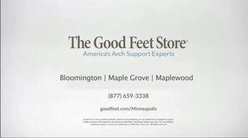 The Good Feet Store TV Spot, 'Sabrina: No More Knee and Back Pain' - Thumbnail 9