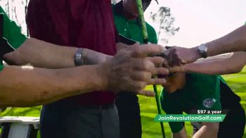 Revolution Golf TV Spot, 'Pit Crew' - Thumbnail 5