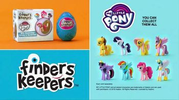 My Little Pony Finders Keepers TV Spot, 'Excitement Inside' - Thumbnail 9