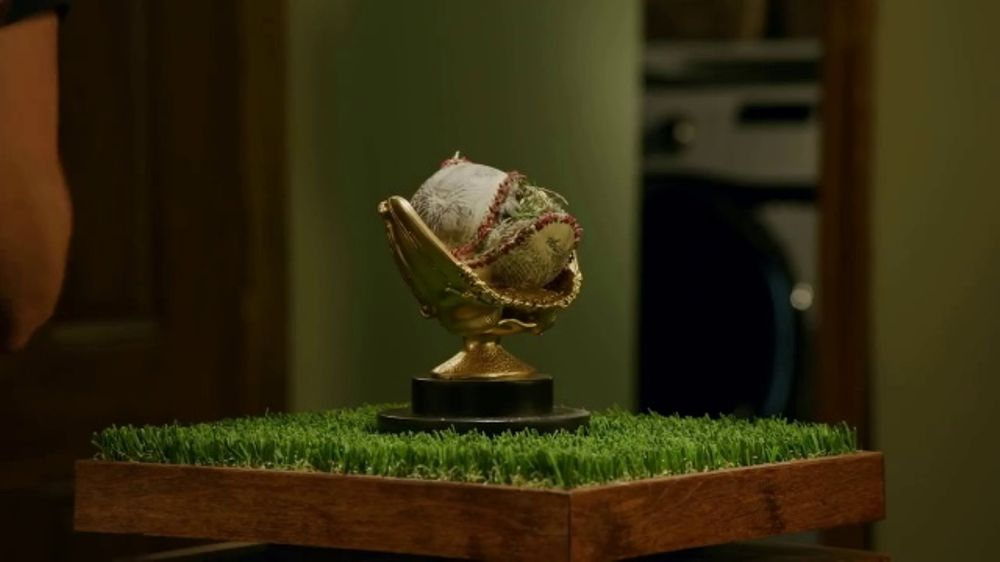 GEICO TV Commercial, 'Yankees World Series Ball Gets Destroyed'