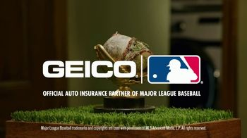 GEICO TV Spot, 'Yankees World Series Ball Gets Destroyed' - Thumbnail 9