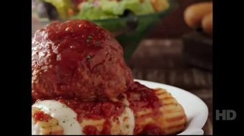 Olive Garden Big Italian Classics TV Spot, 'Biggest News Ever' - Thumbnail 1
