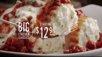 Olive Garden Big Italian Classics TV Spot, 'Biggest News Ever' - Thumbnail 8