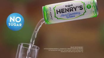 Henry's Hard Sparkling Water TV Spot, 'Air Five'