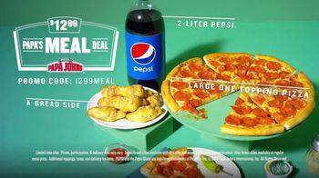 Papa John's $12.99 Papa's Meal Deal TV Spot, '12.99 of Better BMX' - Thumbnail 9