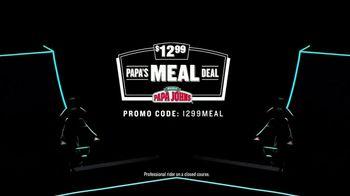 Papa John's $12.99 Papa's Meal Deal TV Spot, '12.99 of Better BMX' - Thumbnail 1