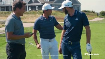 TaylorMade M3 & M4 Irons TV Spot, 'Jason Day vs. Dustin Johnson' - 187 commercial airings