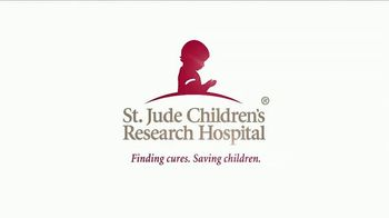 St. Jude Children's Research Hospital TV Spot, 'Wiggle, Wiggle' - Thumbnail 8