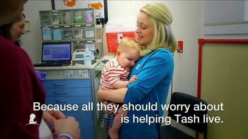 St. Jude Children's Research Hospital TV Spot, 'Wiggle, Wiggle' - Thumbnail 5
