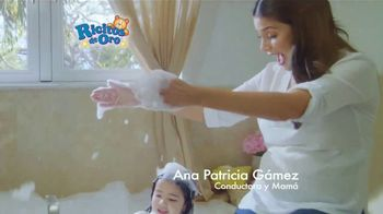 Ricitos de Oro Body Wash TV Spot, 'La hora del baño' [Spanish] - Thumbnail 2