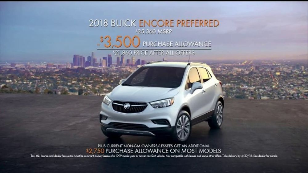 2018 Buick Encore Preferred TV Commercial, 'Emoji' Song by ...