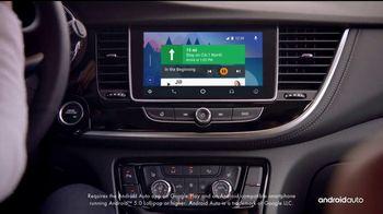2018 Buick Encore Preferred TV Spot, 'Emoji' Song by Matt and Kim [T2] - Thumbnail 2