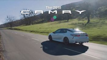2018 Toyota Camry TV Spot, 'Indulge: The Look' Song by Roxette [T1] - Thumbnail 9