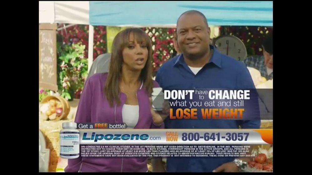 Lipozene TV Commercial, 'Losing a Lot' Feat. Holly Robinson Peete, Rodney Peete