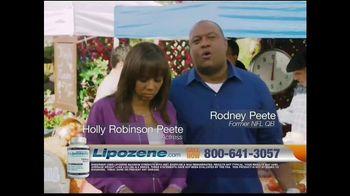 Lipozene TV Spot, 'Losing a Lot' Feat. Holly Robinson Peete, Rodney Peete - Thumbnail 1