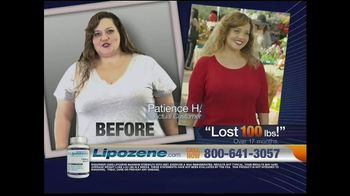 Lipozene TV Spot, 'Losing a Lot' Feat. Holly Robinson Peete, Rodney Peete - Thumbnail 6