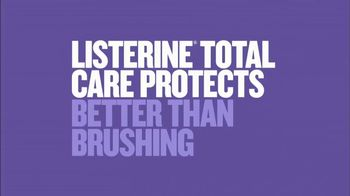 Listerine Total Care TV Spot, 'Protect Your Teeth Like a Warrior' - Thumbnail 1