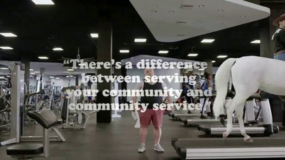 Safeauto tv commercial terrible quotes community service