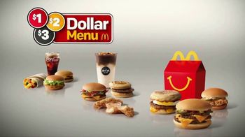 McDonald's $1 $2 $3 Dollar Menu TV Spot, 'A Dollar: McChicken Sandwich' - Thumbnail 2