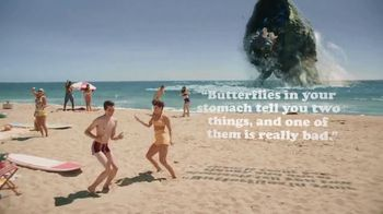 SafeAuto TV Spot, 'Terrible Quotes: Butterflies in Your Stomach' - Thumbnail 6