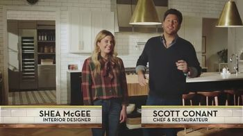 Food Network Fantasy Kitchen Giveaway TV Spot, 'Dreams Become Reality' - Thumbnail 2