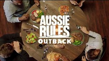 Outback Steakhouse Lunch Combos TV Spot, 'Seasoned, Seared and Delivered' - Thumbnail 9