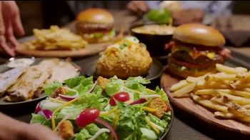 Outback Steakhouse Lunch Combos TV Spot, 'Seasoned, Seared and Delivered' - Thumbnail 6