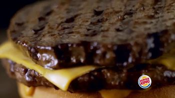 Burger King Sourdough King TV Spot, 'Meaty, Cheesy and Toasty' - Thumbnail 3