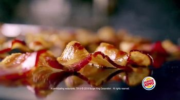 Burger King Sourdough King TV Spot, 'Meaty, Cheesy and Toasty' - Thumbnail 4