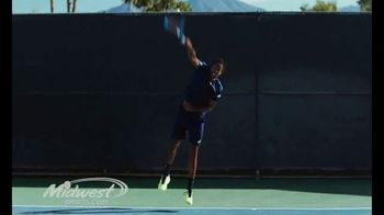 Midwest Sports TV Spot, 'Wilson' Featuring Gael Monfils - 14 commercial airings