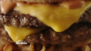 Red Robin Haystack Tavern Double TV Spot, 'Stacked' - Thumbnail 3