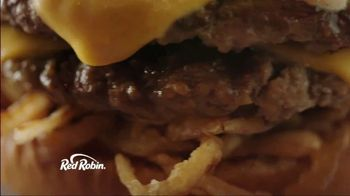Red Robin Haystack Tavern Double TV Spot, 'Stacked' - Thumbnail 4