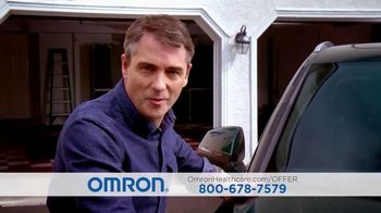 Omron Evolv TV Spot, 'High Blood Pressure' - Thumbnail 9
